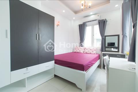 Phòng cho thuê cao cấp tại Quận 3, Lê Văn Sỹ, sát Co.opmart Nhiêu Lộc, hẻm ô tô, full nội thất
