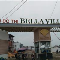 Biệt thự Bella Villa - bảng giá gốc chủ đầu tư - chiết khấu 5% - tặng sổ tiết kiệm 20 triệu