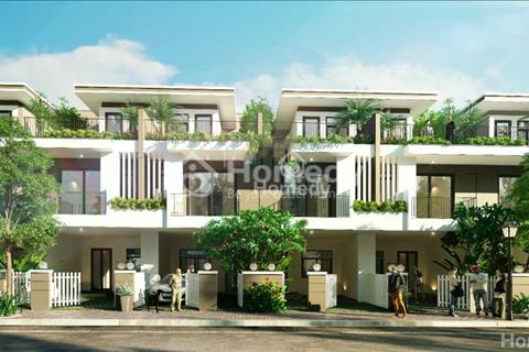 Tọa lạc mặt tiền Tô Ngọc Vân trung tâm Thủ Đức, Thăng Long Home Hưng Phú sống xanh
