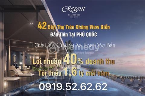 🌺Chỉ Duy Nhất 42 Căn Biệt Thự Trên Không 💦View Biển Phú Quốc Khẳng Định Đẳng Cấp💰Lợi Nhuận 40 %