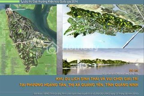 Bán đất nền đảo sinh thái Hoàng Tân - Quảng Ninh do tập đoàn Vingroup đầu tư