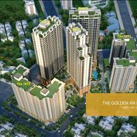 Bán 113m2 ki ốt tại trung tâm thương mại, chung cư The Golden An Khánh