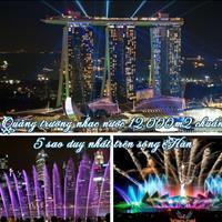 Risemount Apartment - sở hữu căn hộ view quảng trường nhạc nước 5 sao chuẩn Singapore
