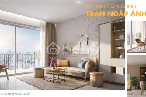 Căn hộ cao cấp M-One Gia Định chính chủ bán giá tốt, ngân hàng hỗ trợ 25 năm