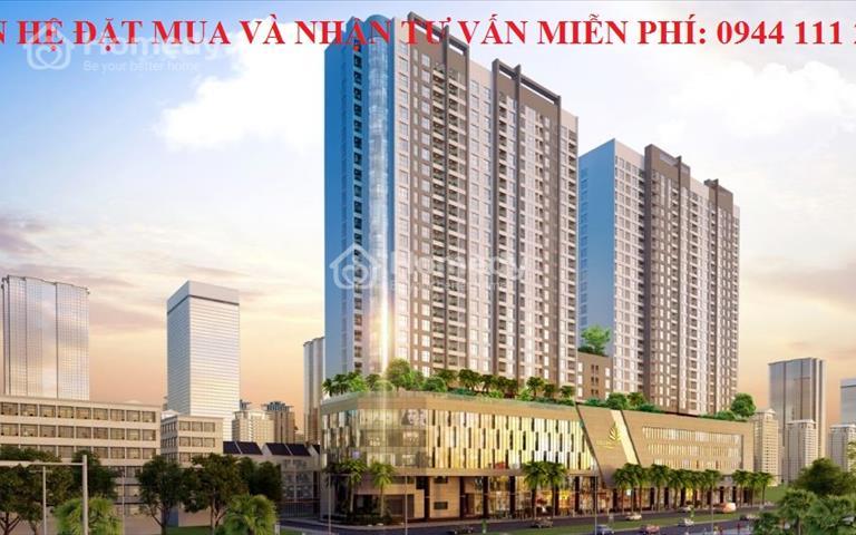 Bán 4 lô sàn văn phòng cuối cùng The Golden Palm, Lê Văn Lương, giá trực tiếp từ chủ đầu tư
