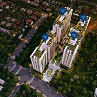 Bán căn hộ Him Lam 68m2 2 phòng ngủ, giá 1.85 tỷ/căn, nhà mới, dọn vô ở ngay, chiết khấu 8%