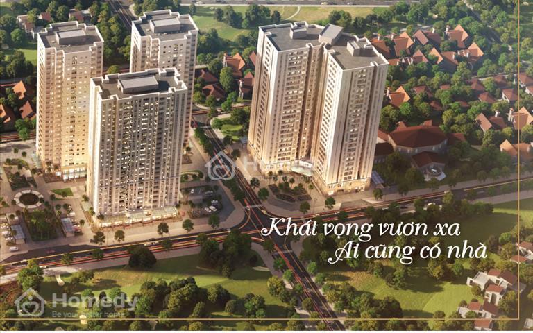 Mipec City View Kiến Hưng - mở bán tòa M2 full nội thất cơ bản
