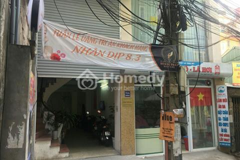 Chính chủ cho thuê chung cư mini 96 Đê La Thành - phường Ô Chợ Dừa - Hà Nội