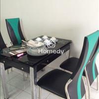 Cho thuê căn hộ chung cư Ngọc Khánh quận 5, 65m2, 2 phòng ngủ, nội thất đầy đủ, 10 triệu/tháng