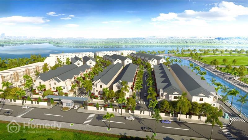 Dự án Khu dân cư Homeland Diamond - Diamond City - ảnh giới thiệu