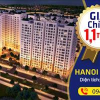 Mở bán đợt 3 chung cư Hà Nội Homeland vị trí đắc địa quận Long Biên 1,1 tỷ/căn