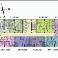 Chuyên suất ngoại giao chung cư Hanhud 234 Hoàng Quốc Việt giá rẻ nhất thị trường