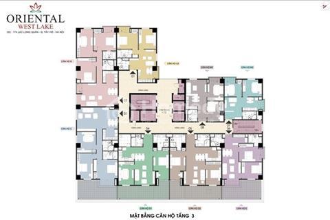 Chung cư cạnh Hồ Tây, nhận nhà ở ngay, nội thất cao cấp chỉ 2,3 tỷ/căn