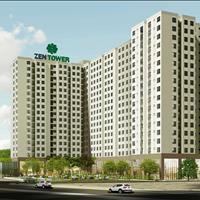 Zen Tower 68m2 2 phòng ngủ, 2 WC chỉ 1,1 tỷ , ngân hàng hỗ trợ vay