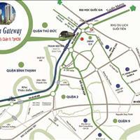 Saigon Gateway Quận 9 - chỉ còn 10 suất nội bộ - nhanh tay sở hữu ngay căn hộ đối diện tuyến Metro