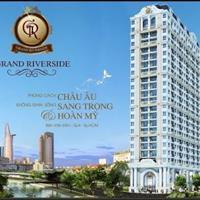 Grand Riverside nhận nhà ở ngay, mặt tiền Bến Vân Đồn, tặng gói nội thất 100 triệu