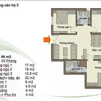 Chính chủ cần bán hoặc cho thuê căn số 08 tòa nhà Green Park Tower