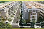 Dự án là khu đô thị đẳng cấp, khu nhà phố biệt thự liền kề thuộc phân khúc bất động sản cao cấp với diện tích toàn khu 48.000 m2 gồm 59 lô.
