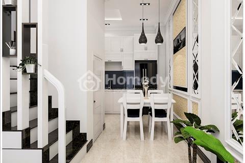 Còn 2 căn nhà 1 trệt 2 lầu 3 phòng ngủ đúc thật mặt tiền Hà Huy Giáp, giá 1,27 tỷ