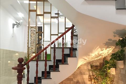 Bán nhà mới xây đường Tô Ngọc Vân 3 tấm rưỡi, 60m2, phường Thạnh Xuân, Quận 12