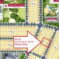 5 suất ngoại giao duy nhất ưu tiên 1, hướng đông đẹp nhất dự án HomeLand Central Park