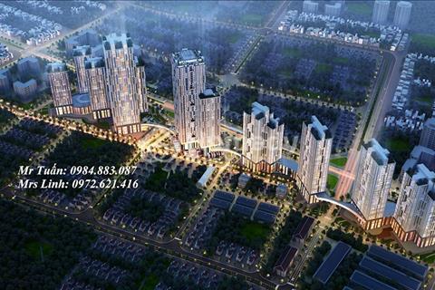 HPC 105 ra bảng hàng thuê đẳng cấp nhất Hà Đông bàn giao quý 4/2018