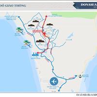 Bán đất nền dự án Donasea Villas 18 mặt tiền đường trục Dương Đông, Bắc Đảo