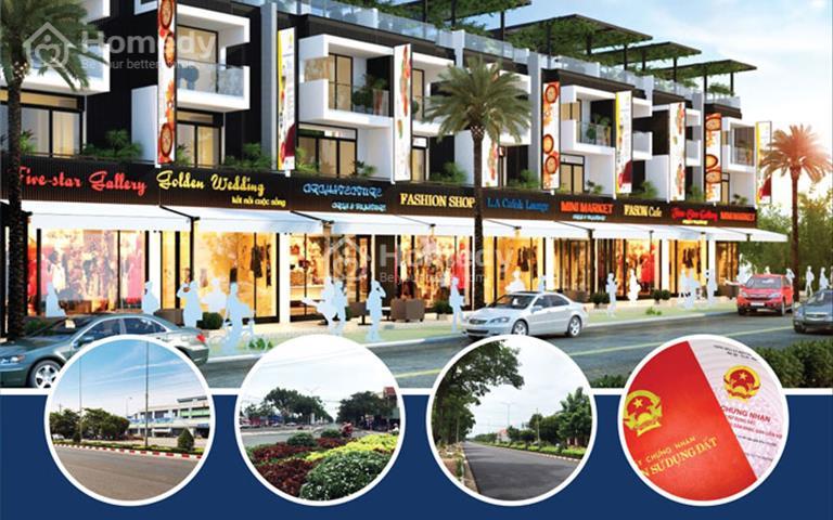 """Long Phước Residences """"Đất vàng"""" trung tâm Thành phố Bà Rịa - Chỉ từ 3.8 tr/ m2"""