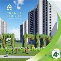 Khu đô thị sinh thái Hồng Hà Eco City, hỗ trợ LS 0%, chiết khấu 4% giá trị CH, giá chỉ từ 19 tr/m2