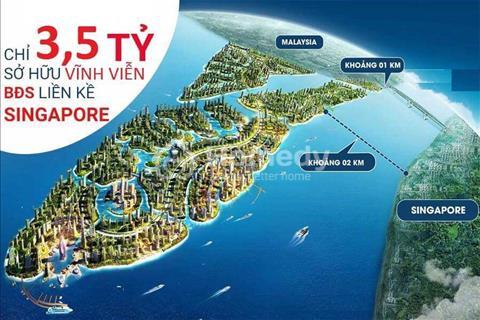 Forest City - Bất động sản 100 tỷ USD liền kề Singapore, đầu tư - định cư - du học nước ngoài