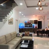 Cho thuê căn nhà phố Mega Ruby đầy đủ nội thất, diện tích 5x15m, giá 15 triệu/tháng, 1 trệt 2 lầu
