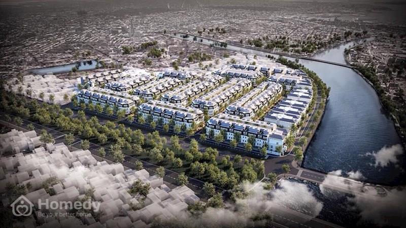 Dự án Khu đô thị Hoàng Huy Riverside - ảnh giới thiệu