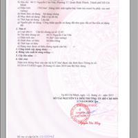 Chung cư SGC Nguyễn Cửu Vân Bình Thạnh, 3 phòng ngủ, giá 3,8 tỷ