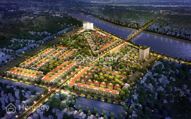 Bán lô đất khu đô thị VCN Phước Long – Nha Trang, đường B1, giá 40 triệu/m2