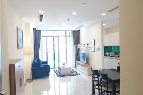 Cần cho thuê gấp căn hộ Vinhomes Central Park 1 phòng ngủ full nội thất