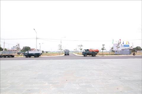 Đất nền mặt tiền quốc lộ 1A - gần ngã 4 Hà Lam