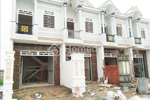 Nhà mới xây hoàn thiện mặt tiền Đinh Đức Thiện, liền kề Five Star