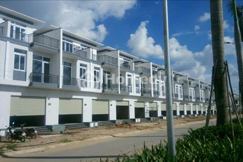 Bán gấp nhà 1 trệt 2 lầu, 5x15m2, mặt tiền đường 20m, sổ hồng riêng, bao sang tên, tiện kinh doanh