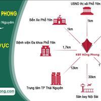 Cần chuyển nhượng gấp suất ngoại giao dự án Lê Hồng Phong - Phổ Yên - Thái Nguyên