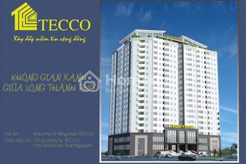 Bán căn thương mại tại tòa nhà Tecco Phủ Liễn Thái Nguyên