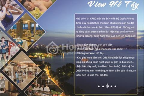Góc đầu tư, sàn thương mại chung cư CT36 Xuân La giá 40 - 45 triệu/m2