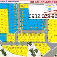 Bán đất Bình Mỹ mặt đường, Củ Chi. Đã có sổ riêng từng nền, DT:80-100m2 giá F1 từ cđt, CK cao