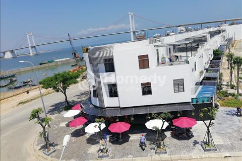 Đặt chỗ ngay phố du lịch Sơn Trà tại bến du thuyền Đà Nẵng Marina Complex với nhà phố 2 mặt tiền