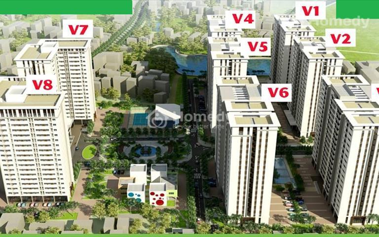 Cho thuê chung cư giá rẻ nhà mới bàn giao của chủ đầu tư nhanh tay sở hữu