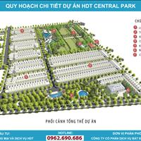 Dự án HDT Central Park thị trấn Đồng Văn, bảng hàng mới nhất, đẹp nhất