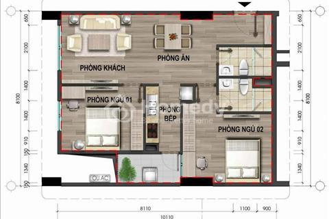 Bán gấp cắt lỗ căn 69,8m2 nhà ở xã hội Bộ công an, cửa đông nam chênh rẻ 290 triệu