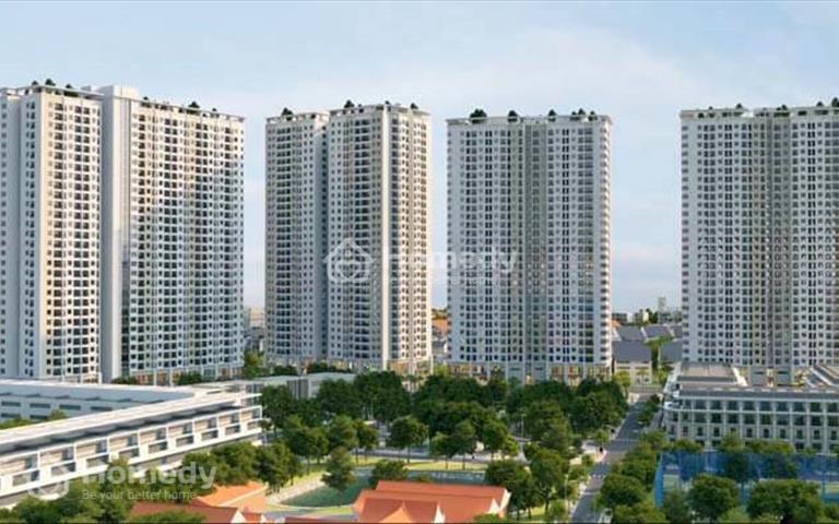 Cho thuê nhà tại Gelexia Tam Trinh hoàn thiện, ưu tiên làm nhà trẻ, văn phòng, miễn trung gian