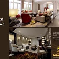 Penthouse Duplex sân vườn mặt tiền Bến Vân Đồn kiến trúc Châu Âu, giá chỉ 48 tr/m2 diện tích 333m2