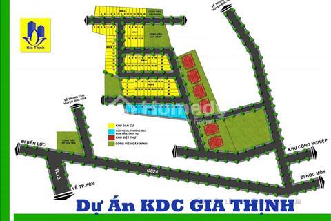 Dất nền dự án Phú Gia, Bình Chánh, tỉnh lộ 10, 20 triệu/m2