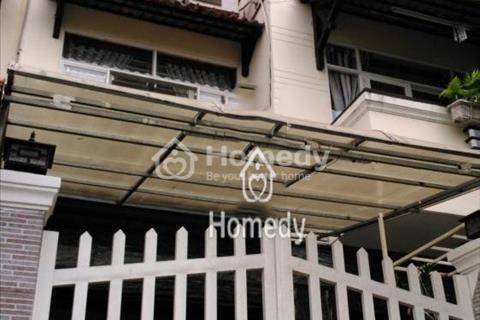 Cho thuê nguyên căn biệt thự mặt tiền đường khu dân cư Conic, Bình Chánh, 7m x 20m, 3 lầu